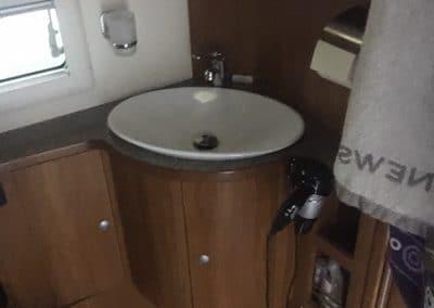 Einbau Waschbecken